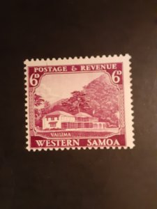 *Samoa #171                  MH
