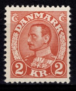 Denmark 1933-41 Christian X Definitive, 2k [Mint]