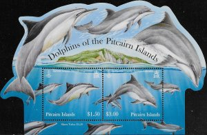 Pitcairn Islands  Scott #'s 736a MNH