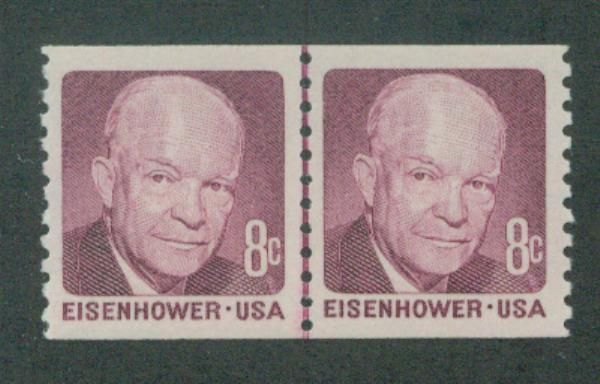U.S. Scott 1402 XF MNH Joint Line Pair