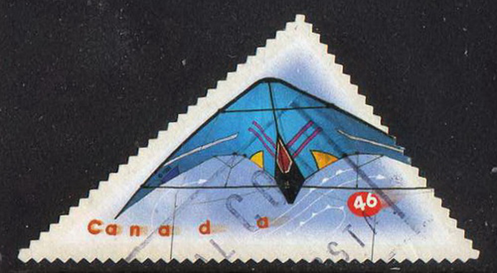 Kites - #1811a - used / HipStamp