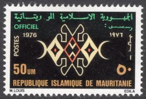 MAURITANIA SCOTT O18