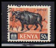 Kenya Used Very Fine ZA4489