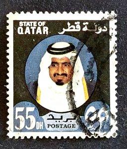Qatar #359 Used F-VF CV $1.00