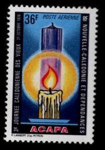 New Caledonia (NCE) Scott C147 MNH** Senior Citizens Day stamp