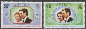 Antigua #321-2  MNH F-VF (SU10)