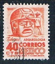 Mexico Aztec 40 - pickastamp (MP7R203)