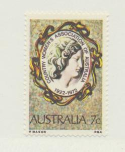 Australia Scott #518, Mint Never Hinged MNH, Country Women's Association Issu...
