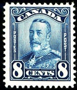 Canada #154 MINT OG LH