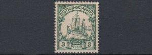 GERMAN EAST AFRICA  1901  S G 16  3P  GREEN    MNH   NO2