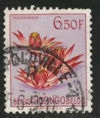 Belgian Congo Scott 278 Used