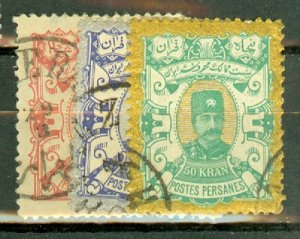 P: Iran 94-100 used CV $104; scan shows only a few