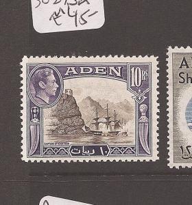 Aden KGVI 10R SG 27 MNH (6dbm)