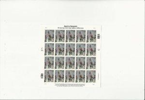 US Stamps Sheet/Postage Sct #B2 Heroes of 2001 MNH F-VF OG  FV $9.00