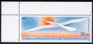 FSAT-TAAF  1990 Sc#C113 BIRD by Folon Set (1) MNH