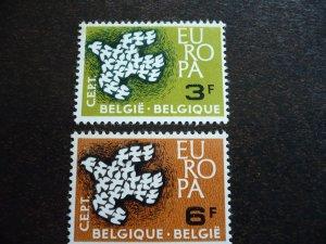 Europa 1961 - Belgium - Set