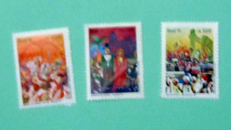 Brazil - 2301-03, MNH Set. Carnivals. SCV - $4.60