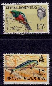 Belize (British Honduras) - #173,220 - 1962 - FU - CV$1.70