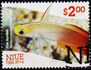 Niue. 2014 $2 Fine Used