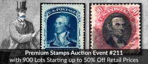 Premium Auction Event #211