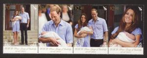 New Zealand Sc# 2483a MNH Royal Baby