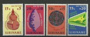 Suriname - 1975 - NVPH 649-52 - MNH - ZO184