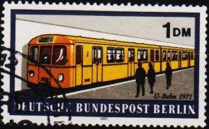 Germany(Berlin). 1971 1DM  S.G.B386 Fine Used