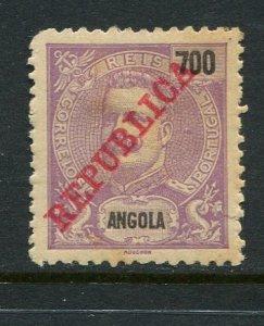 Angola #102 Mint