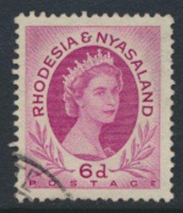 Rhodesia & Nyasaland SG 7 Sc# 147  Used  see scan