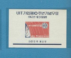 South Korea  348a  MNH
