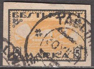 Estonia; 1919: Sc. # 35: O/Used Single Stamp