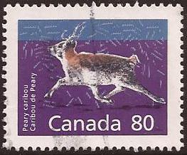Canada - Scott# (040 - used single) 1180 (1990) VF Mammal...
