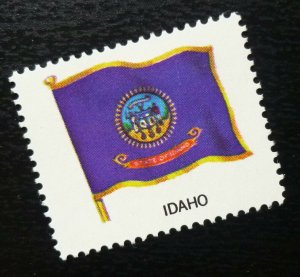 USA Posterv Stamp Flag IDAHO  C2