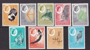 SWAZILAND ^^^^better   1962 sc# 92-//107  MNH   $$$@ ha53swa