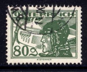 Austria 1930  Scott #C22 used