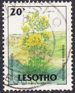 Lesotho #1154 Used