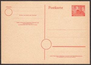 BER MiP4b M 1949 8pf Schoeneherg, Rudolf Wilde Square