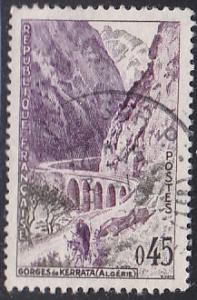 France 945 Kerrata Gorge 1960