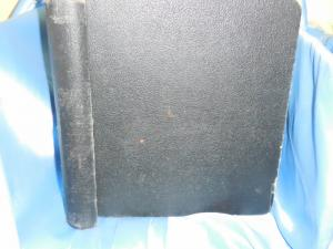 Spring back binder