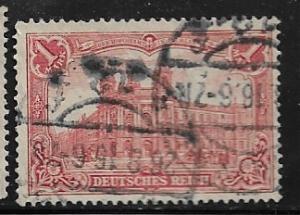 Germany Mi. #94 A I / Sc. #92  used L82