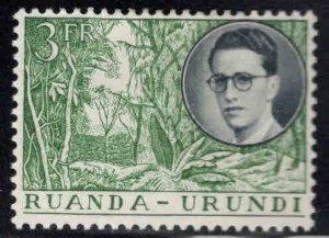 Ruanda-Urundi Scott 134 MH* stamp