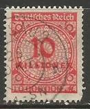 GERMANY 286 VFU A15-3