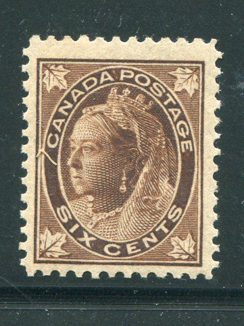 Canada #71  Mint F-VF NH