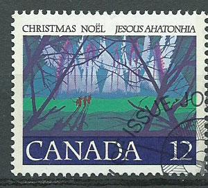 Canada SG 896 Used