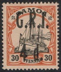SAMOA 1914 GRI YACHT 4D ON 30PF