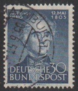 GERMANY Scott 695 VF Used