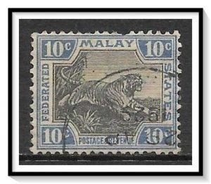 Malaya, Federation #63 Tiger Used