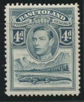 Basutoland SG 23 Mint Hinged