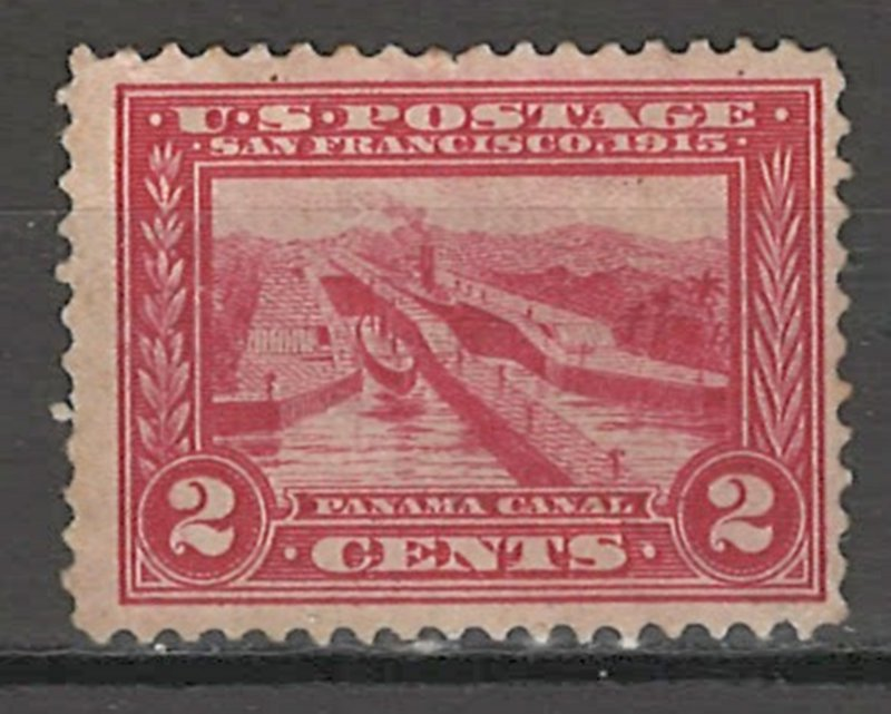 COLLECTION LOT # 3805 UNITED STATES #398 UNG 1913 CV+$18