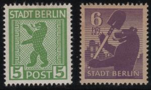 11N1-11N7 Soviet Occupation